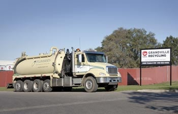 Industrial Waste Cleanup Grand Rapids, MI